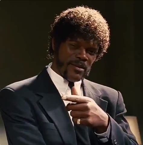 Samuel L. Jackson responds to Kavanaugh-'Pulp Fiction ...