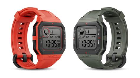 Amazfit Neo is a capable budget fitness smartwatch in a retro body
