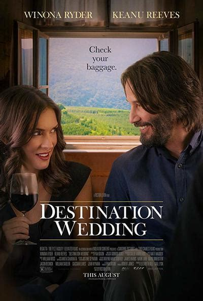 Destination Wedding movie review (2018) | Roger Ebert