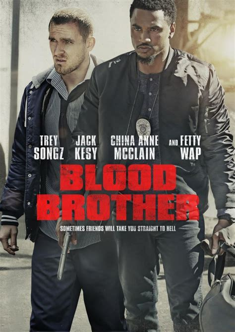 Blood Brother starring Trey Songz, in theaters 11/30/18