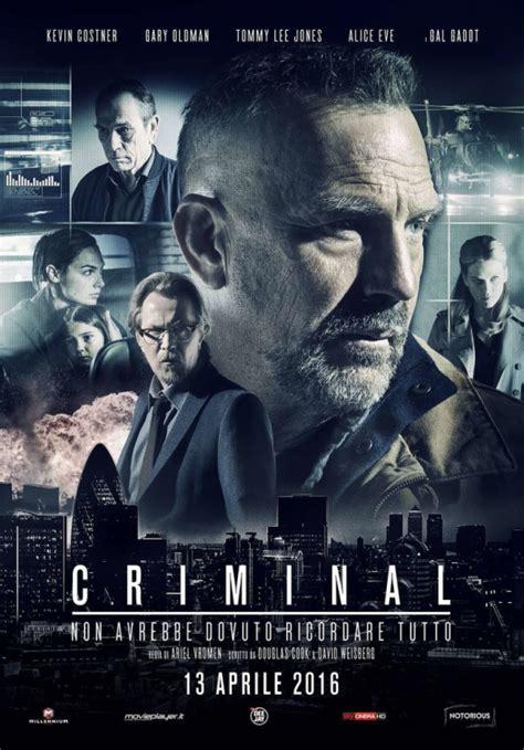 Criminai - 2016