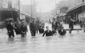 ... floods in Texas history and how they compare to recent rains - Houston