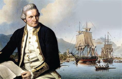 Great Adventures: Captain James Cook | Pocketmags.com