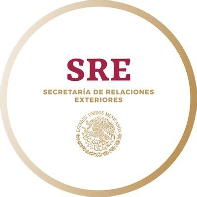 Logo of Mexico's Ministry of Foreign Affairs