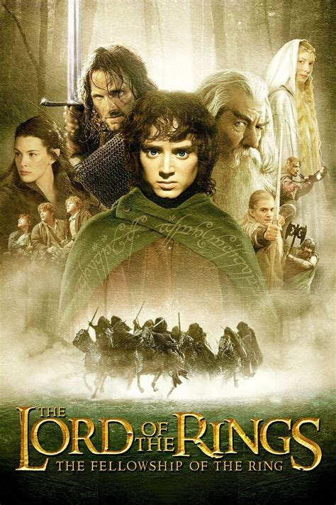 The Lord of the Rings - The Fellowship of the Ring - film ...