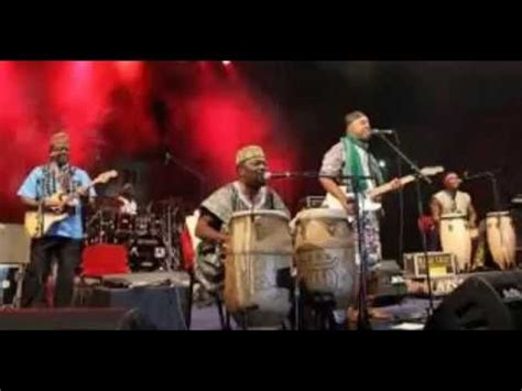 osibisa live 1972 - YouTube