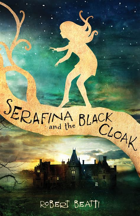 Serafina and the Black Cloak is set in an Asheville ...