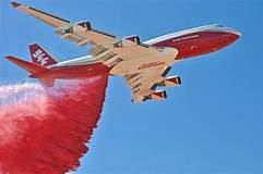 CalFire Moves Super Tanker To McClellan To Aid Wild Fire Troops! | KAHI.com