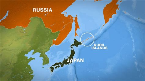 Kuril islands sovereignty not for discussion, Russia tells ...