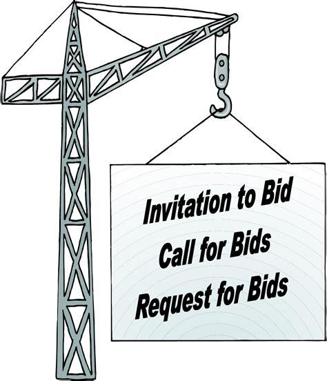 Call for Bids   Batzer Construction Inc.