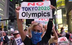 In Tokyo, International Activists Demand 'No Olympics ...
