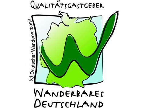 Qualitätsgastgeber Wanderbares Deutschland
