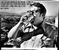 Frankie Foto » A Six Pack of Billy Carter Beer is worth 1 ...