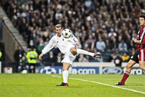 Anatomy of a Goal: Zinedine Zidane 2002 Champions Final