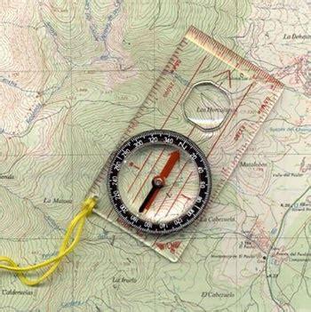 287 Senderismo Como Orientarse en el Campo con Mapa, Brújula y Apps