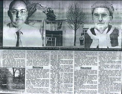 Was the Dunblane School shooting really a blueprint for ...