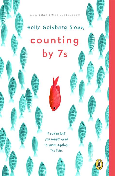 Cindy Reads A Lot: Counting By 7s (MMGM)