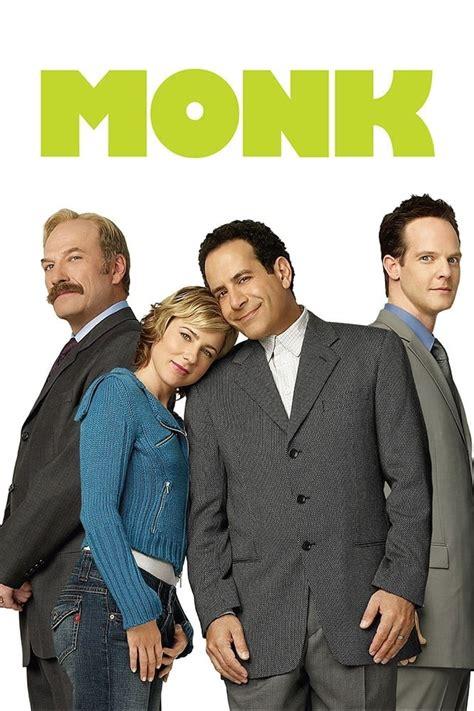 Monk (TV Series 2002-2009) - Posters — The Movie Database (TMDb)