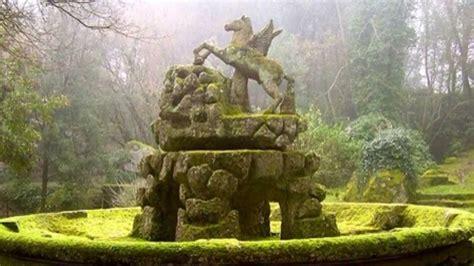 Bomarzo Monster Park: A Garden Of Enduring Love - YouTube