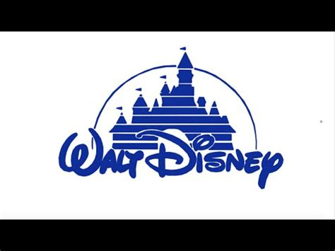 Walt Disney logo - YouTube