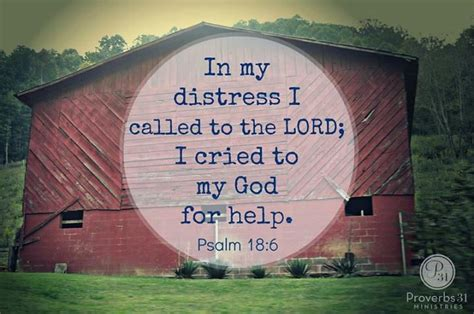 Psalm 18:6 | Quotes to Inspire | Pinterest