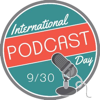 Promote International Podcast Day