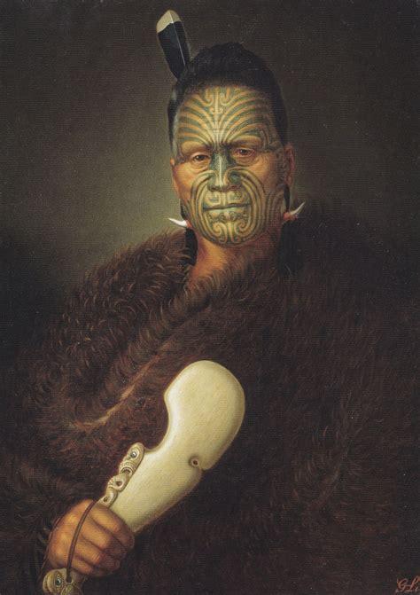 Gottfried Lindauer, Tawhiao Potatau Te Wherowhero, the ...