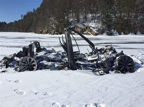 Fire Consumes a Tesla Model X on Iced-Over Shelburne Bay | Off Message