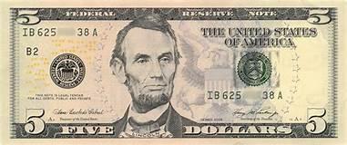 United States five-dollar bill - Wikiwand