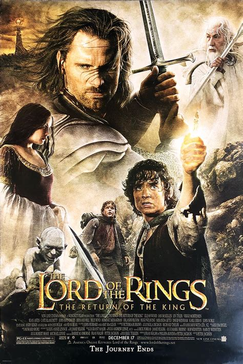 Lord of the Rings: Return of the King - Weidman Gallery