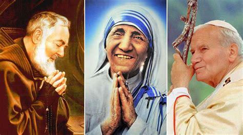 10 Santos cuyo ejemplo ayudará a vivir el Jubileo de la ...