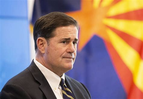 Governor Doug Ducey responds to Arizona being ninth highest state in the nation with COVID-19 ...