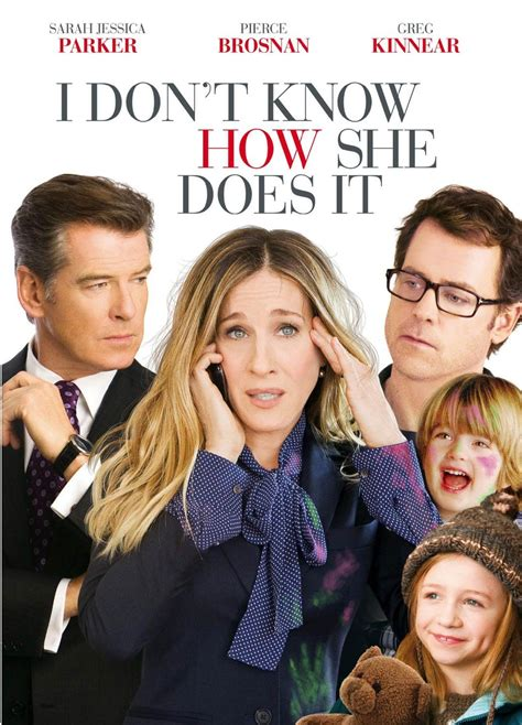 I Don't Know How She Does It (2011) | #Movies #Peliculas ...