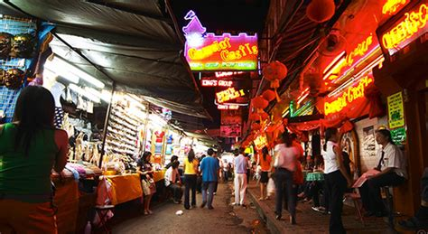Patpong in Bangkok - Thailand Travel Information