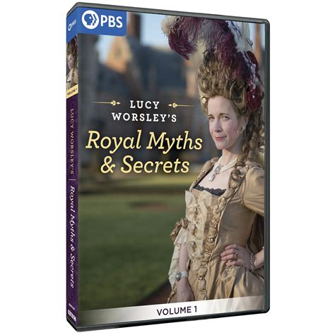 PRE-ORDER Lucy Worsley's Royal Myths and Secrets Volume 1 ...