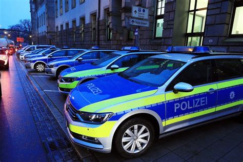 Zu viele Dienstfahrzeuge kaputt - Polizei setzt auf ...