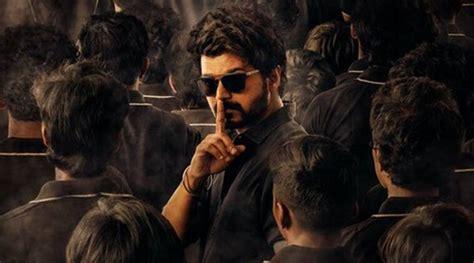 Master second poster: Vijay demands your silence ...