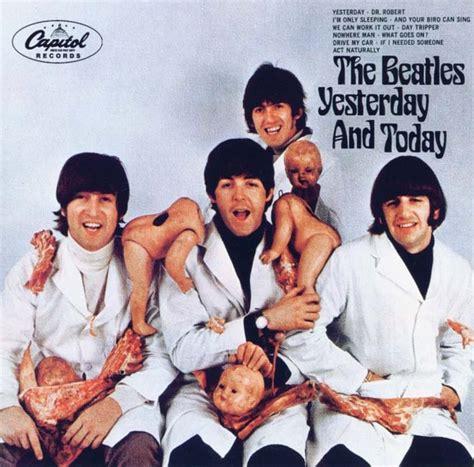 """Las mejores portadas del rock: The Beatles, """"Yesterday and ..."""