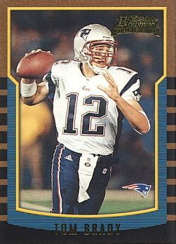 <strong>Tom Brady</strong> Rookie Card