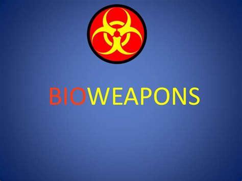 Bioweapons 2