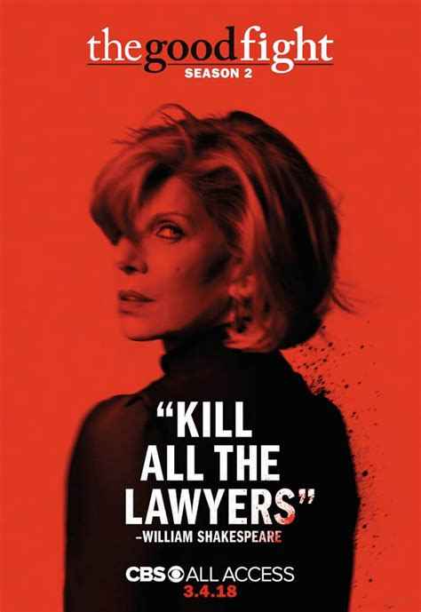 The Good Fight Season 2: Trailer, Character Posters and ...