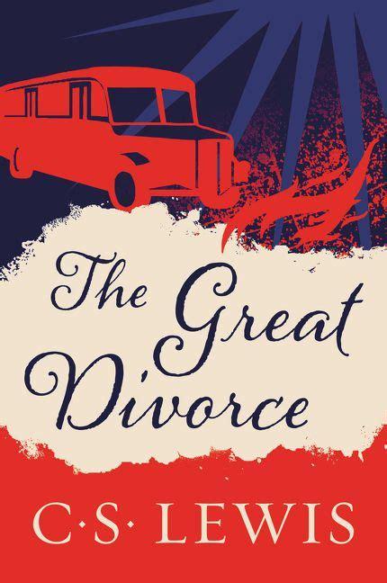 The Great Divorce - C. S. Lewis - Paperback