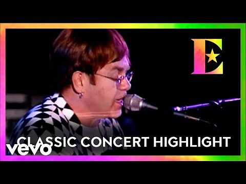 Elton John - Rocket Man (Live At Estadio Do Flamengo,...