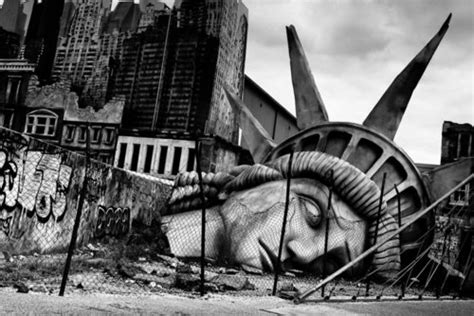 Prophecy the Statue of Liberty will fall (False Flag ...