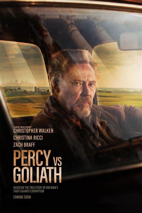 Radiant Films International | PERCY VS. GOLIATH