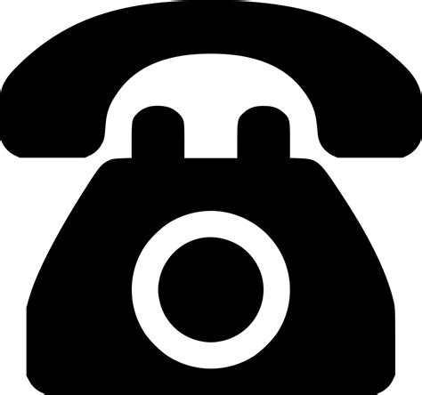 Old Phone Svg Png Icon Free Download (#440345 ...