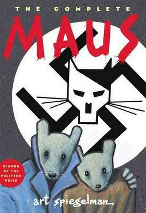 The Complete Maus by Art Spiegelman Paperback Book ...
