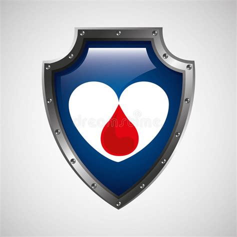 Sign Donation Blood Heart Donor Icon Stock Illustration - Illustration of icon, design: 79488667