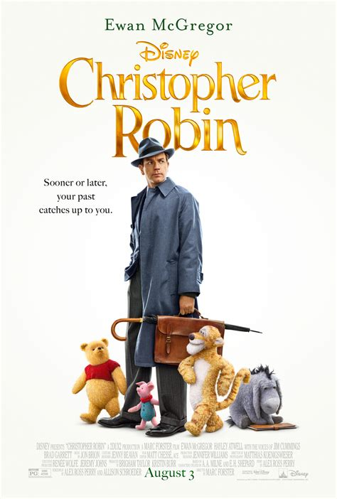 Christopher Robin - ALL-NEW Poster and Trailer Available # ...