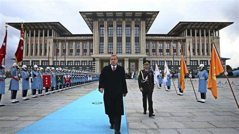 Wit Paleis van Erdogan is illegaal | De Tijd